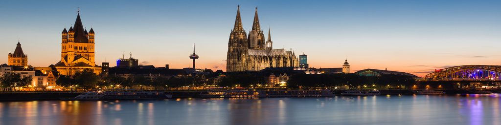 The Cologne Cathedral is definitely worth a visit enjoy it trying your newly acquired German skills